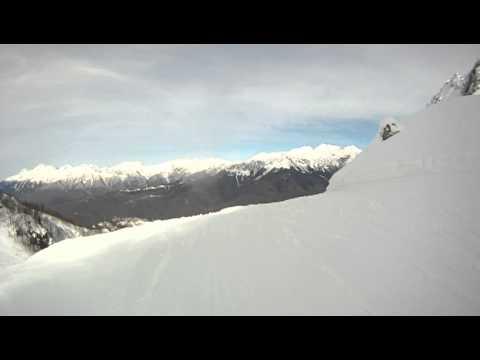 Video di Sochi - Rosa Khutor