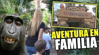 COCODRILO PARK Aventura en FAMILIA | Vlog con lowe y los mini youman