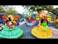 Butterfly Kalaroopam Dance | Harisree Kalasamithi Nadankalaroopangal | GUARDIOLA @Kappiyur Pooram