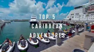 Royal Caribbean International: Caribbean Adventures