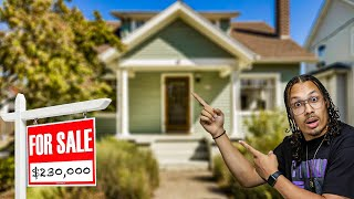 How To Buy A $230K House For $0 (No Money Down)