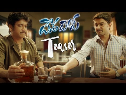 Devadas - Movie Trailer Image