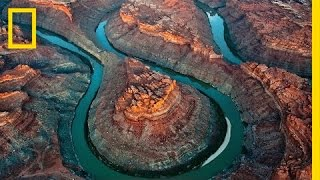 Chasing Rivers, Part 1: The Colorado   Nat Geo Live