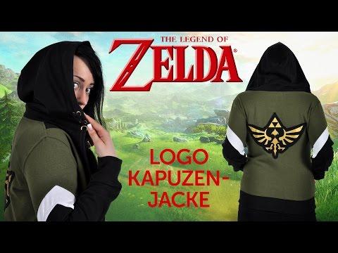 The Legend of Zelda: Kappu-Jacke für Damen