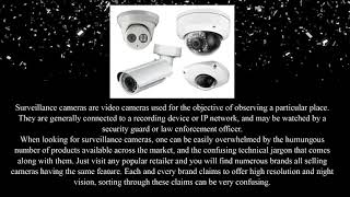 Buy High Quality Surveillance Cameras in Belvedere: Only at HCC