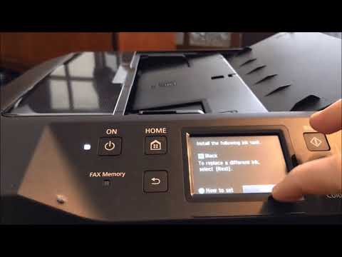 Canon Maxify MB2720 Printer blogger review