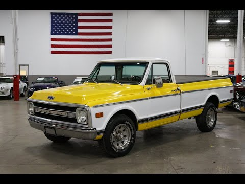 1970 Chevrolet C20 (CC-1433076) for sale in Kentwood, Michigan
