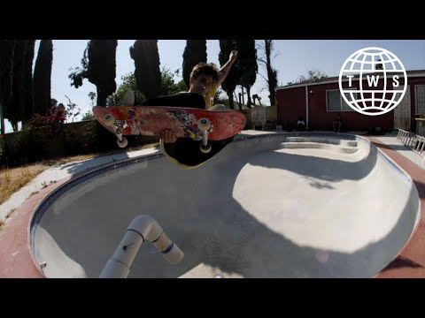 Backyard Barging 5 | Pool Skating With Jack Fardell, Alex Sorgente, and Cory Juneau