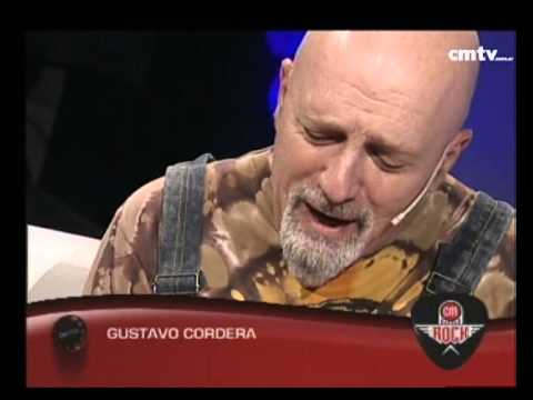 Gustavo Cordera video Soy mi soberano (Fragmento) - CM Rock - Acústico 2014