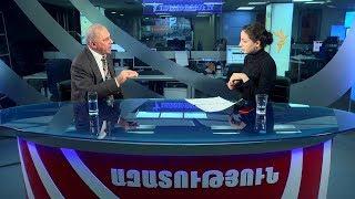 Ալիկ Սարգսյանը դեմ է ուժի գործադրմամբ հացադուլավորներին լսարանից դուրս բերելուն