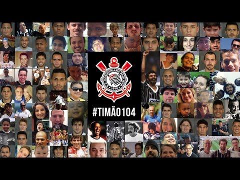 #Timão104