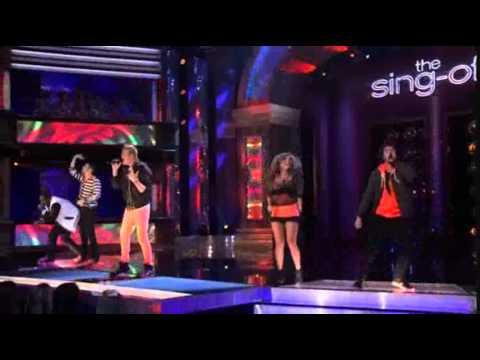 """2nd Performance - Pentatonix - """"Your Love Is My Drug"""" By Ke$ha - Sing Off - Series 3"""