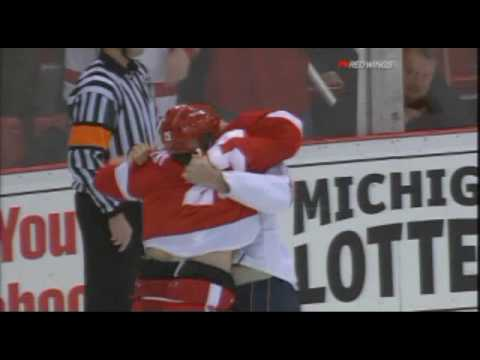 Zack Stortini vs Darren McCarty