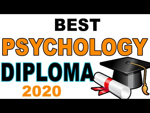 Best Psychology Diploma Course 2020