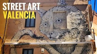(ENG) Valencia Street Art documentary