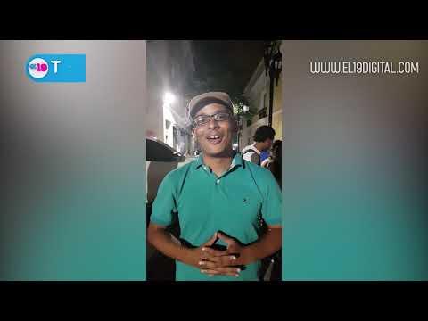 Mensaje de Solidaridad de l@s compañer@s de JPSUV con el pueblo de Nicaragua