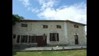 preview picture of video 'French Property For Sale in France: Poitou-Charentes Charente 16 185300 EUR House'