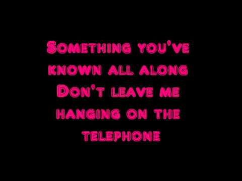Hanging on The Telephone- Blondie