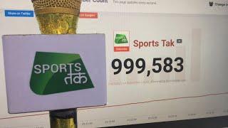 Live: Sports Tak family of 1 million