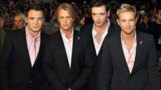 Westlife - Reach Out (Live)