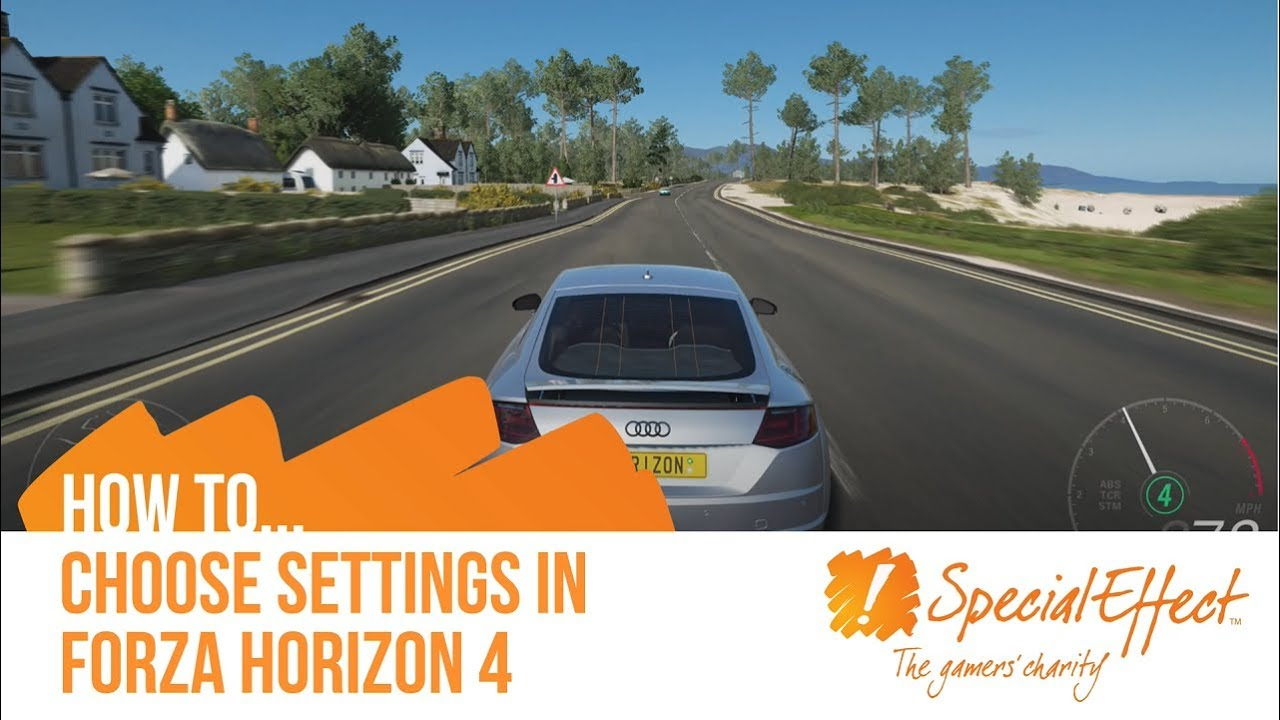 video placeholder for How to Choose Settings in Forza Horizon 4