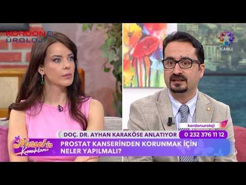 Ayhan Karaköse - Prostattan Korunma Yöntemleri - Nurselin Konukları Star TV