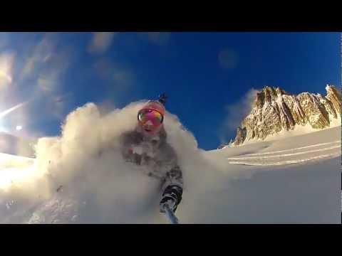 Deeeeep in Chamonix