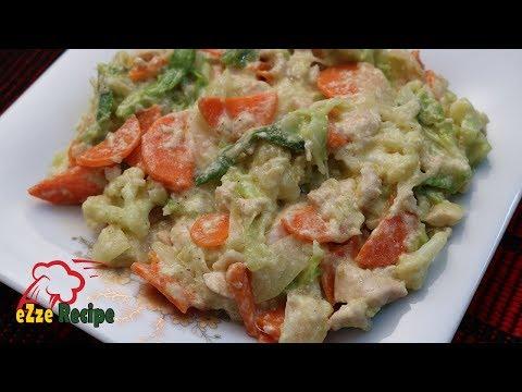বাবুর্চিদের রেসিপিতে বিয়ে বাড়ির সবজি | Biye Barir Sobji Recipe | Yummy Mixed Vegetable Recipe
