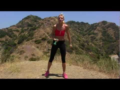 Ćwiczenia na mięśnie pośladków i ud w domu