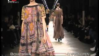Bohemian   Fashion Trends Autumn Winter 2008 2009 By FashionChannel