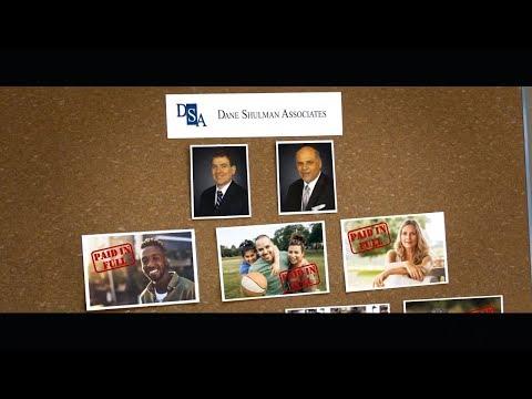 Best Boston Video Production Company - TV Commercial - Attorney Dane Shulman