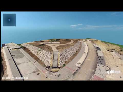TcpMDT - Realistic Terrain Visualization