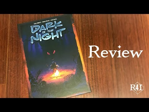 Dark is the Night Review | R4I