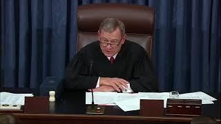 WATCH: Senate votes on President Trump impeachment