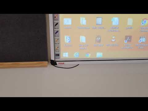 Interactive White Board 42 Diagonal