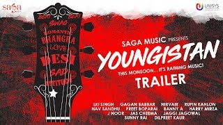 Youngistan (Official Trailer ) | New Punjabi Songs 2018 | Monsoon New Songs | Saga Music