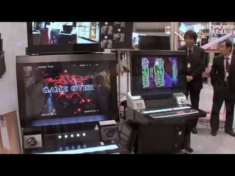 What are the different kinds of HD arcade cabinets out there ...