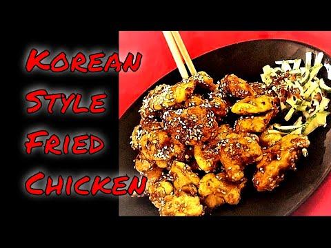 Korean Style Fried Chicken – Deshi Way | Easy & Fast Cooking Recipe | Children's Tiffin Box Favorite