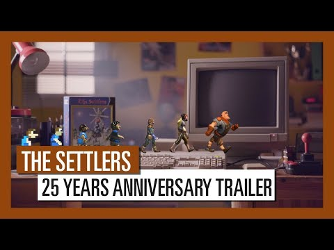 Trailer de The Settlers: History Collection