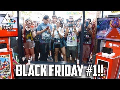 Nintendo Switch DOMINATES Black Friday!