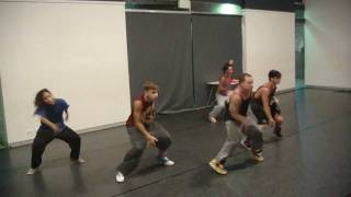 "Marko Panzic Open Class December 2009 ""Call You Tonight"" - Whitney Houston."
