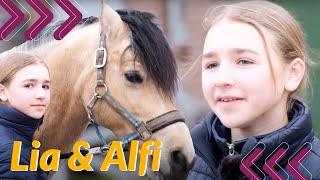 Zu Besuch Bei: Lia Und Alfi
