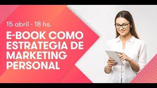 E-book como estrategia de marketing personal