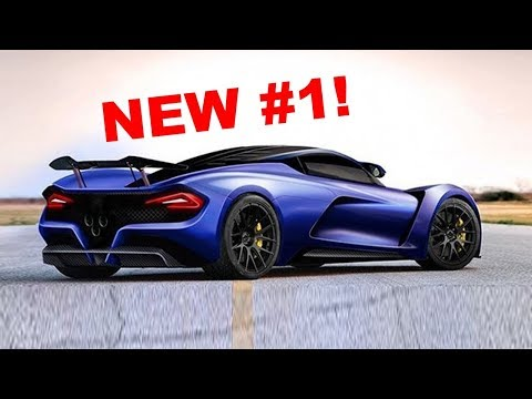 Top 10 FASTEST CARS In The World 2019-#1 May Surprise You!