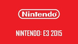 Nintendo у виконанні PlayUA | E3 2015