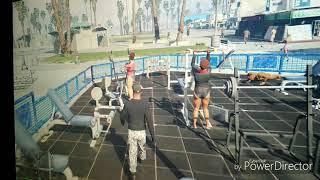 GTA 5: Драка