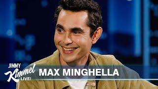 Max Minghella on Meeting Chris Rock, Strange Childhood Obsession & Shadowhunters Confusion