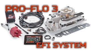 Edelbrock (3220): Pro-Flo 3 EFI for 1986-and-Earlier Small-Block Chevy with Standard Heads