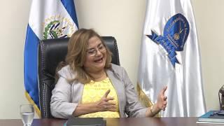 Procuradora Raquel Caballero de Guevara presentó el Observatorio 2019 a delegaciones internacionales