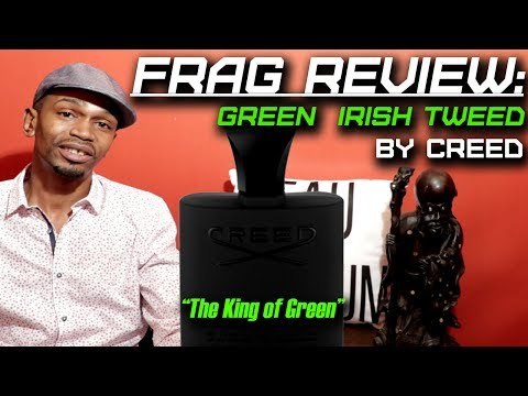 Green Irish Tweed by Creed | Mens Fragrance Review | 2017